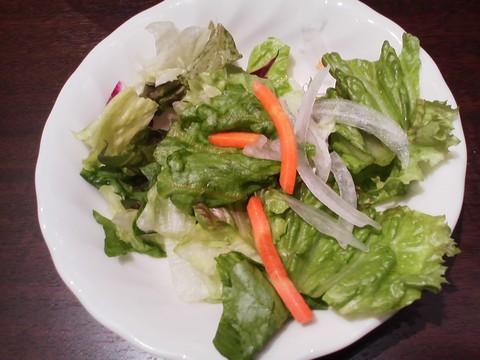 サラダ いきなりステーキリーフウォーク稲沢店