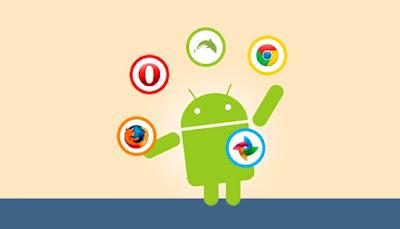 أفضل 5 متصفحات إنترنت لنظام أندرويد