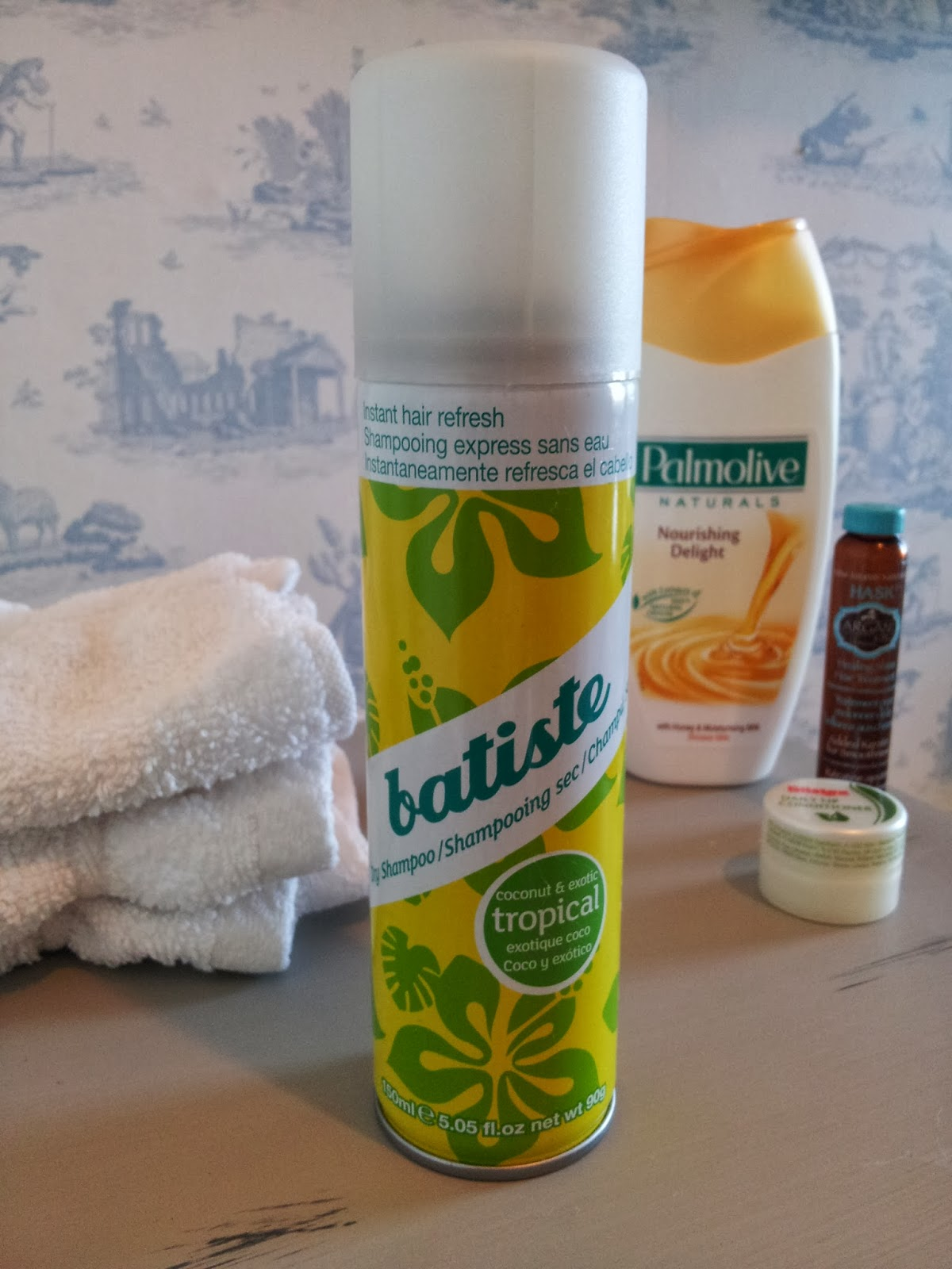 The Beauty Scriptures: Budget Beauty #5 | Batiste Tropical Dry Shampoo