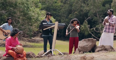 Rasaali – Cover song | Achcham Yenbadhu Madamaiyada | ft. Adichanalloor Anilkumar