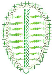 лист схема