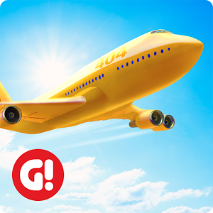 Airport City v 6.4.17 Apk Mod [Free Shopping]