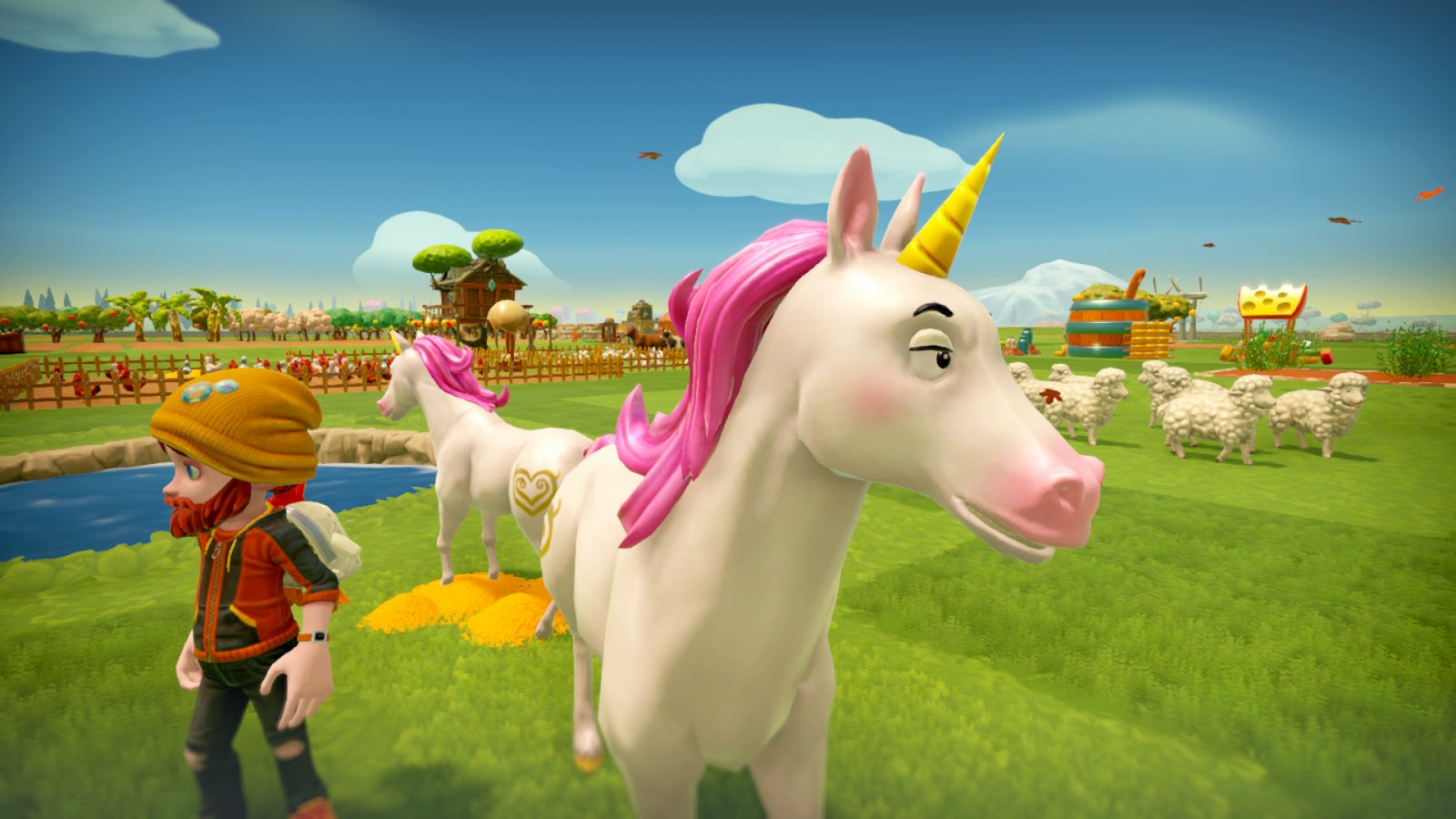 Review - Farm Together