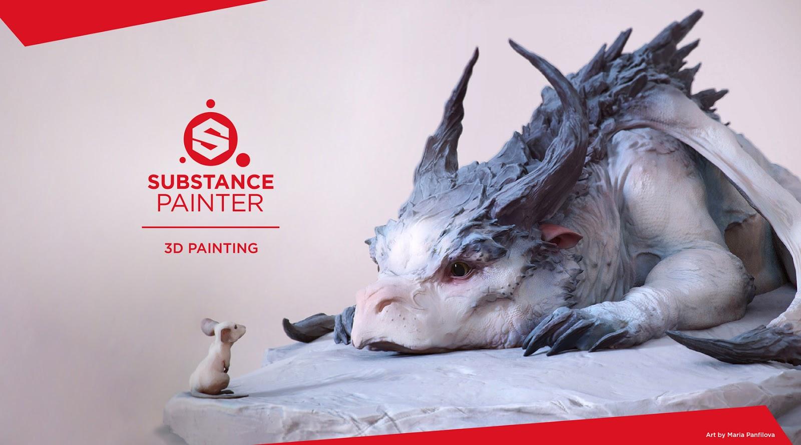 Substance Painter Pro 10.2 Crack 2021 Torrent License Key [Win]