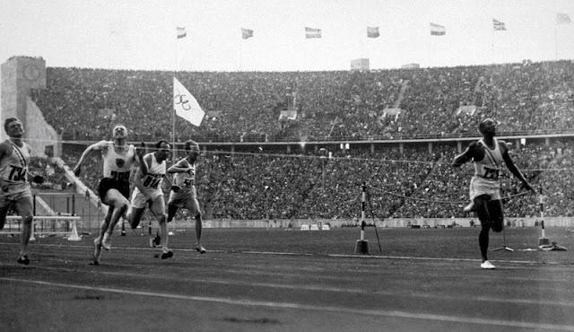 Χιτλερικοί Ολυμπιακοί 1936 - Jesse Owens