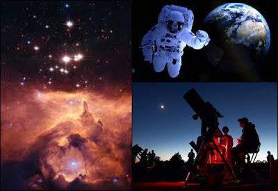 astronomi sebagai cabang ilmu bumi