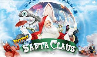 Cartel especial de Santa Claus 1959:
