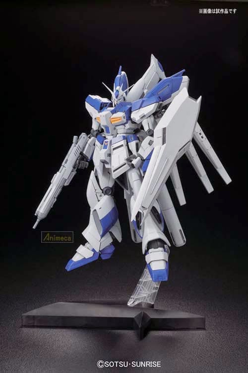 Hi Nu GUNDAM RX-93-2 Ver.Ka MASTER GRADE (MG) 1/100 MODEL KIT