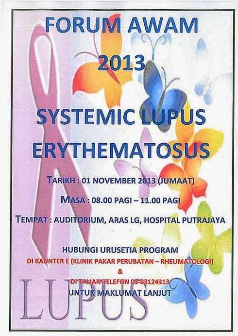 Forum Awam 2013  Systemic Lupus Erythematosus