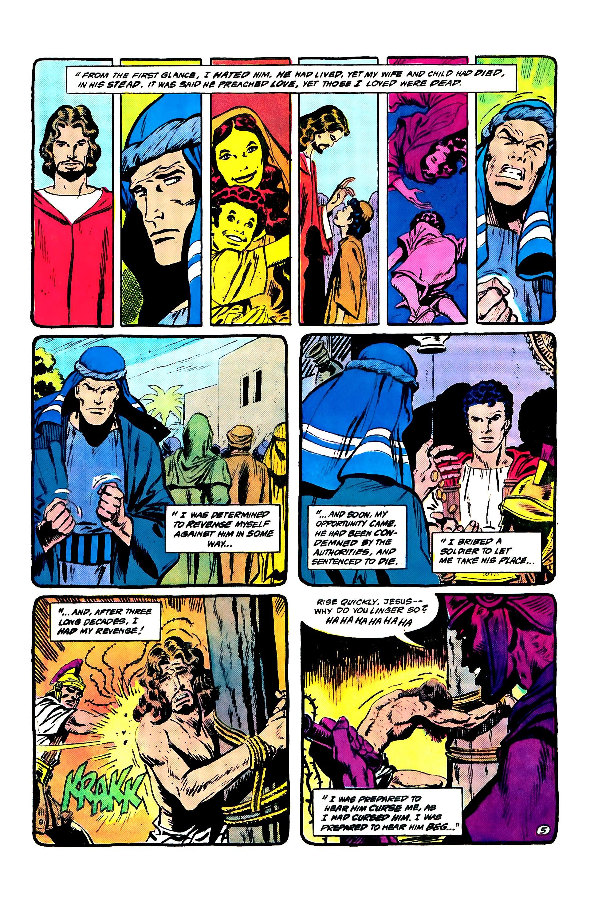Read online Secret Origins (1986) comic -  Issue #10 - 9