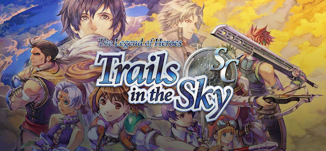 The Legend of Heroes Trails in the Sky SC v2.3.0.4-GOG