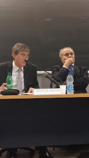 Carlo Colapietro, Giovanni Serges
