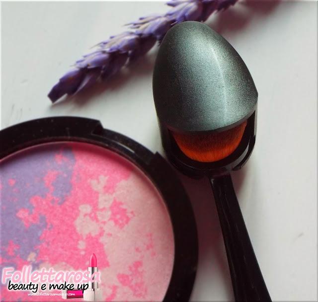 pennello fondotinta ovale review