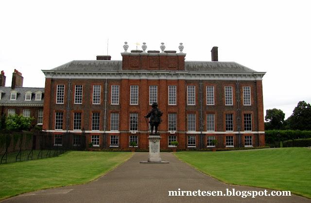 Лондон - Кенсингтонский дворец