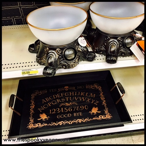 ouija serving tray this was such high quality heavy and huge