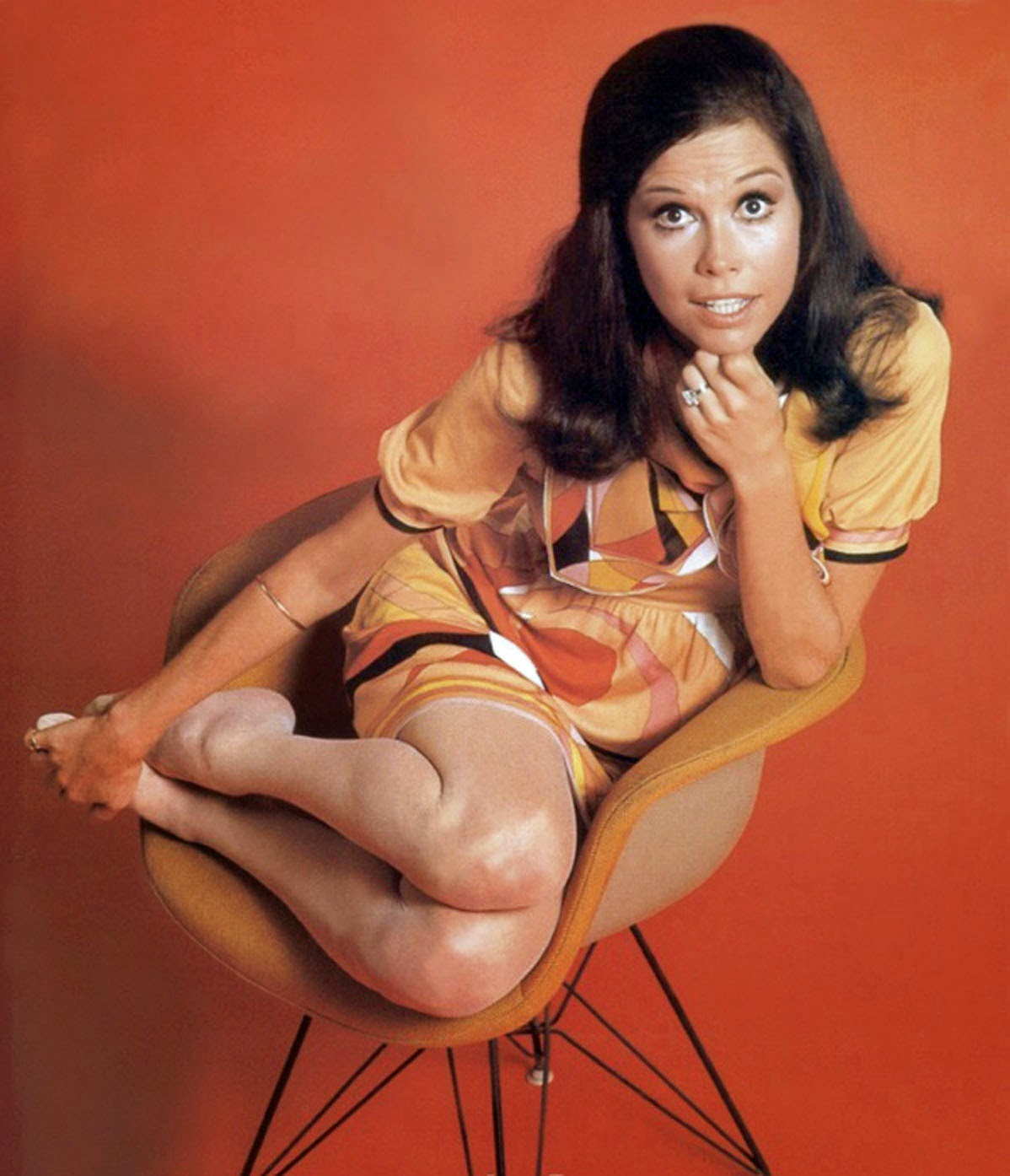 Mary Tyler Moore From Oh Rob To You Ve Got Spunk