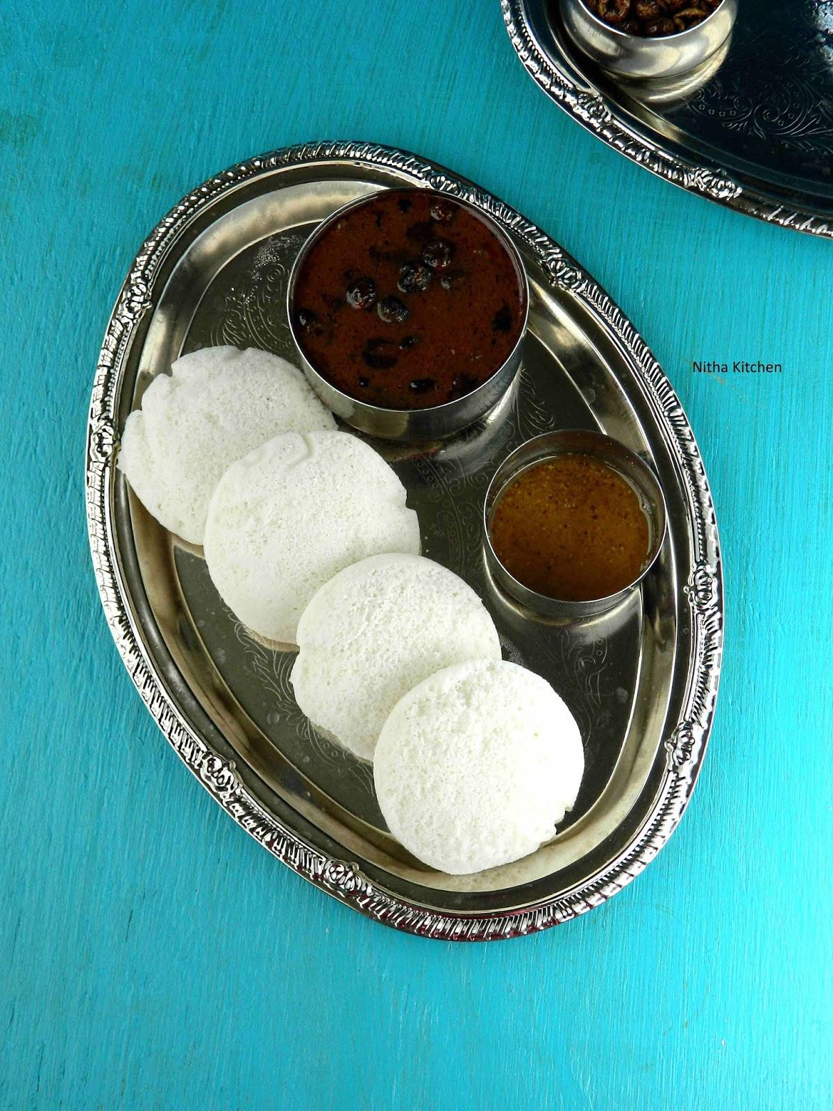 Idli Dosa Batter Mixer Version | South Indian Kitchen Basics - Nitha ...