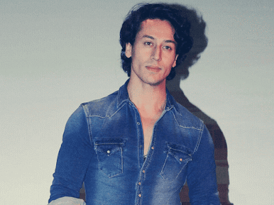 Tiger Shroff Cute Gorgeous Photoshoot Stills
