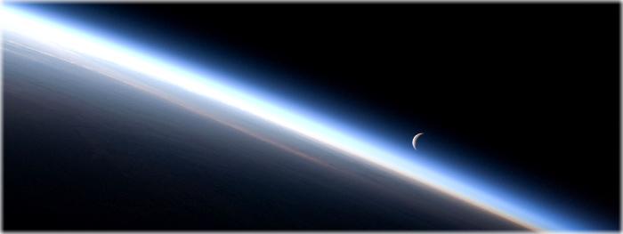 atmosfera da Terra encolhe e esfria - termosfera - minimo solar