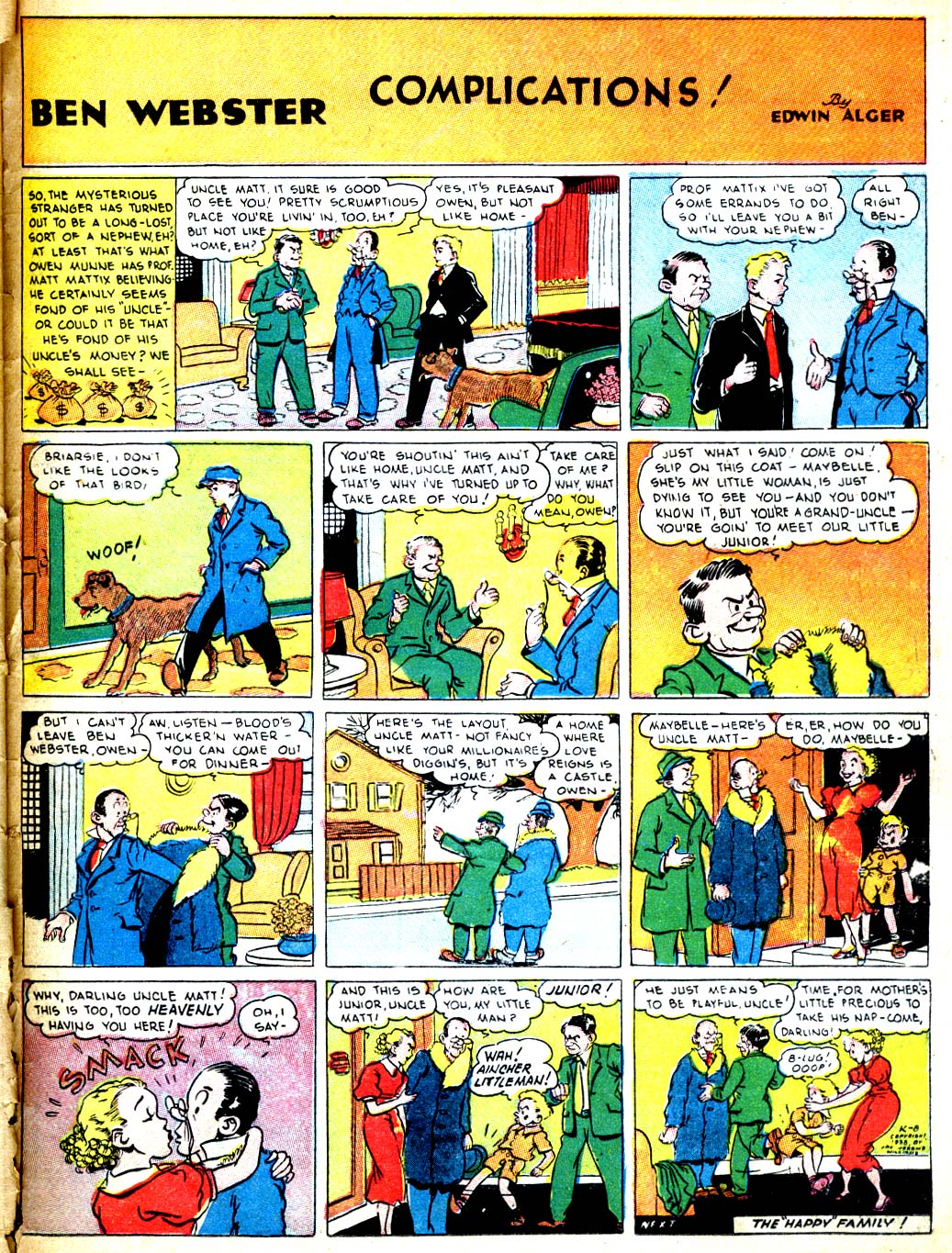 Read online All-American Comics (1939) comic -  Issue #2 - 61