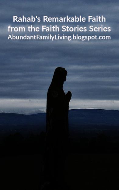 Rahab's Remarkable Faith