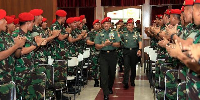 Panglima Perintahkan Prajurit TNI Tidur di Rumah Warga, Untuk apa?