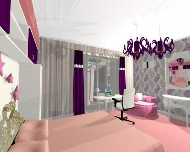 Design -  interior - camera - copii | Design interior dormitor case stil clasic de lux | Design interior case - preturi - Cluj - Bucuresti - Constanta - Ploiesti - Brasov - Pitesti