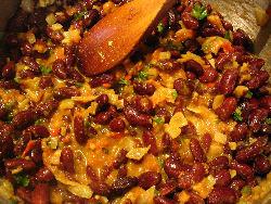 Punjabi Rajma (Red Kidney Bean Curry)