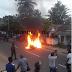 நீர்கொழும்பு பதற்ற நிலை நடந்தது என்ன ? படங்கள்  #Negombo tense situation