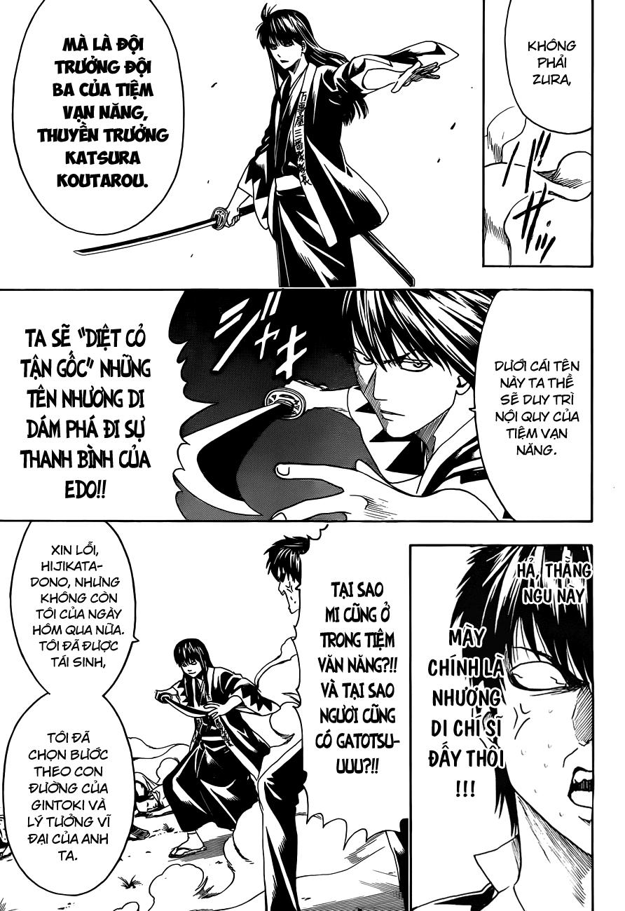 Gintama Chap 472 page 16 - Truyentranhaz.net