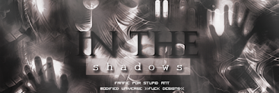 BC: In the shadows - In the shadows (Stupid Ant)