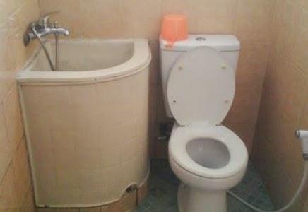 Kamar mandi Villa 0059