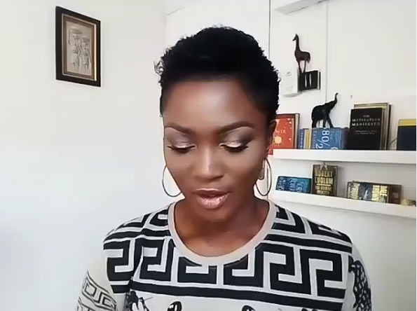 "Eva Alordiah replies woman who asked her ""when are you getting married?"""