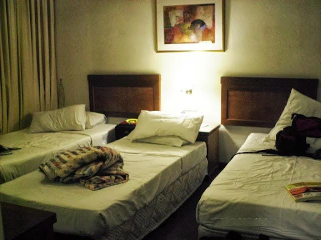 Oxford hotel Singapore standard room