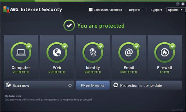 Free Download AVG Internet Security 2016 v16.81.7639 Final Full Serial 2016-2