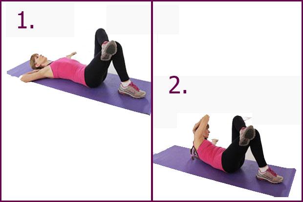 Eliminar la grasa de la zona abdominal