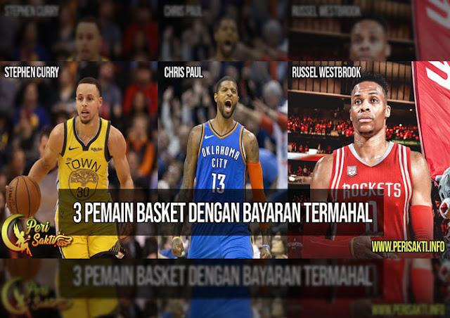 3 Pemain Basket Dengan Bayaran Termahal