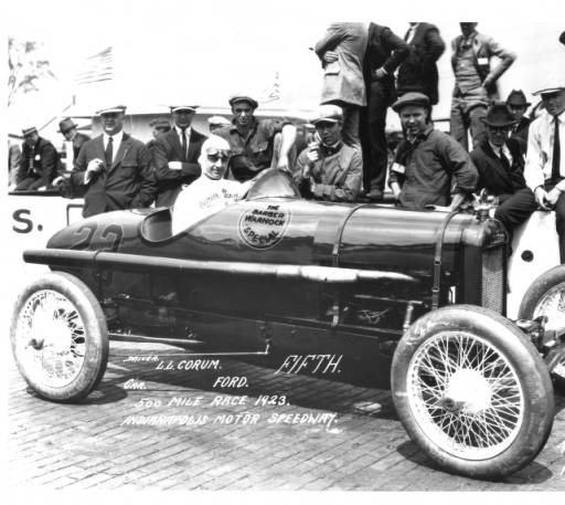 Ford Dealers In Indianapolis: Kevin Triplett's Racing History