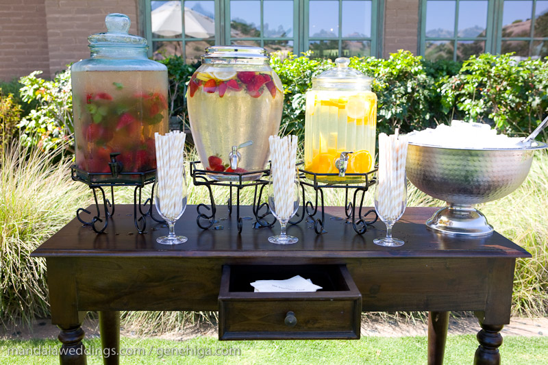 Water Station Water Station Wedding