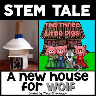 https://www.teacherspayteachers.com/Product/The-Three-Little-Pigs-STEM-Activity-A-New-House-for-Wolf-2641419