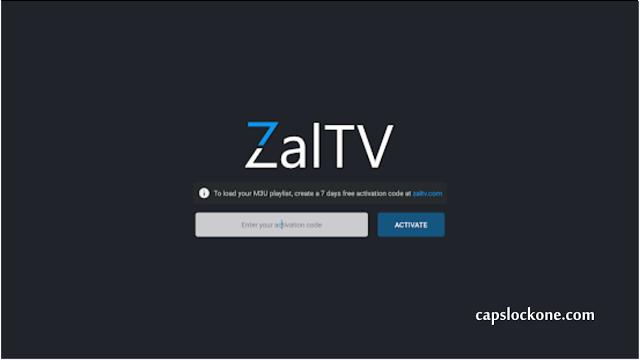 Kode Aktivasi ZalTV Terbaru Aktif Sampai 2020