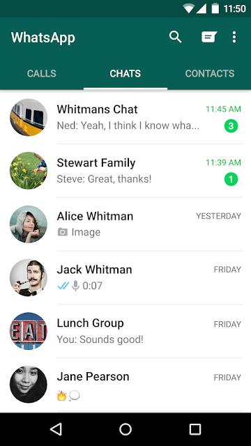 2017 Whatsapp