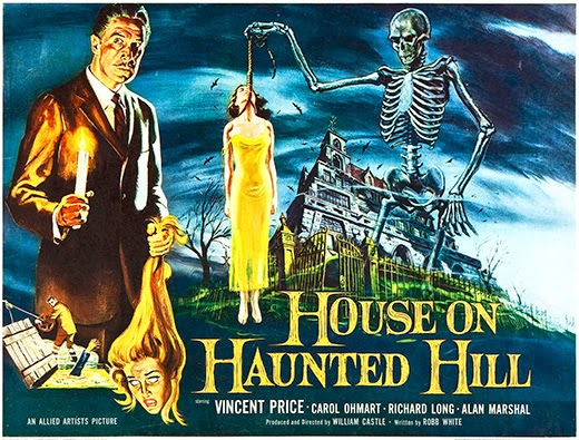 Poster - House on Haunted Hill (1959)