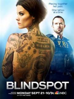 Blindspot Temporada 1 Poster