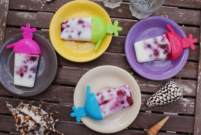 yogurt redfruit popsicles recipe francinesplaceblog