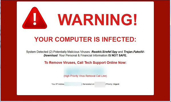 Eyonic Systems: What to Do When Browser Pop-Ups Warn a Device is at Risk
