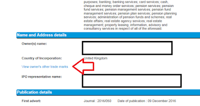 Keeping the UK Trade Mark Register pristine