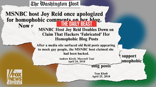 MSNBC's Joy Reid threatened colleague with violence, was homophobic during her radio days, ex-bosses say