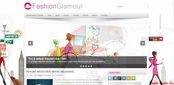 Blogger Kadın Teması 8 Marta Özel (Fashion Glamour)