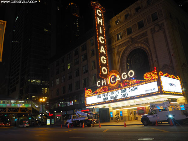 Chicago; Theater; Soloista